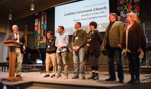 NWC 2016 Annual Meeting shines spotlight on global service